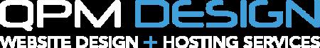 QPM Website Design Logo